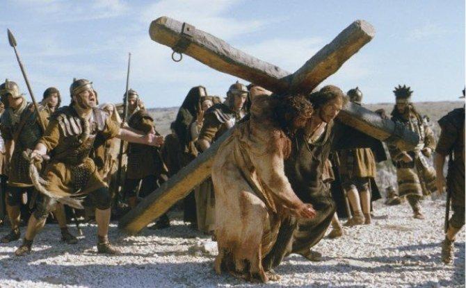 BLESTEMUL actorilor care l-au interpretat pe Iisus Hristos