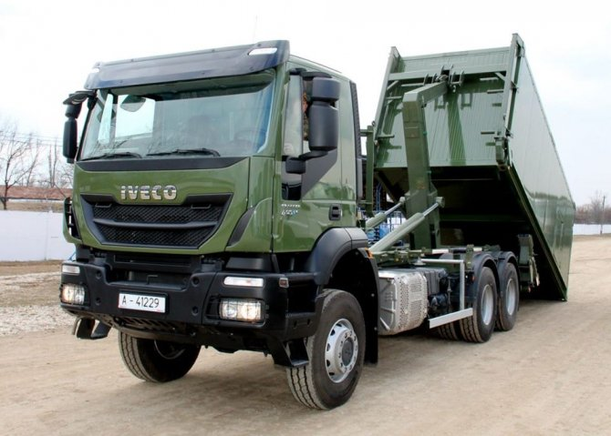 Fabrica IVECO are o capacitate de 440 de vehicule pe an