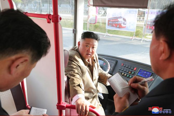 Kim Jong Un / Foto: KCNA