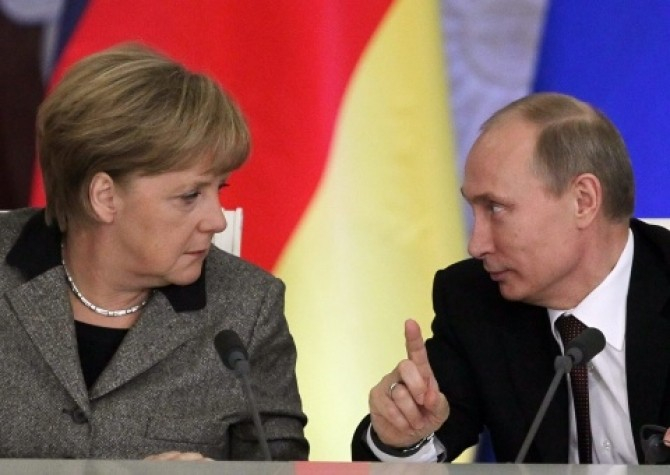 Vladimir Putin și Angela Merkel sunt îngrijorați! Care este motivul