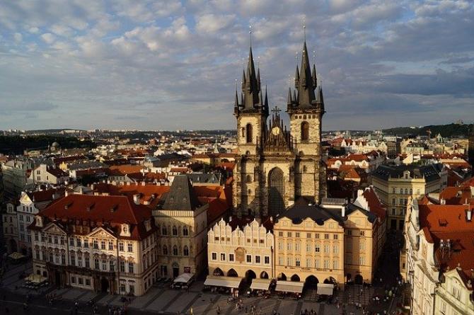 Praga spune că vrea relații bune cu Moscova