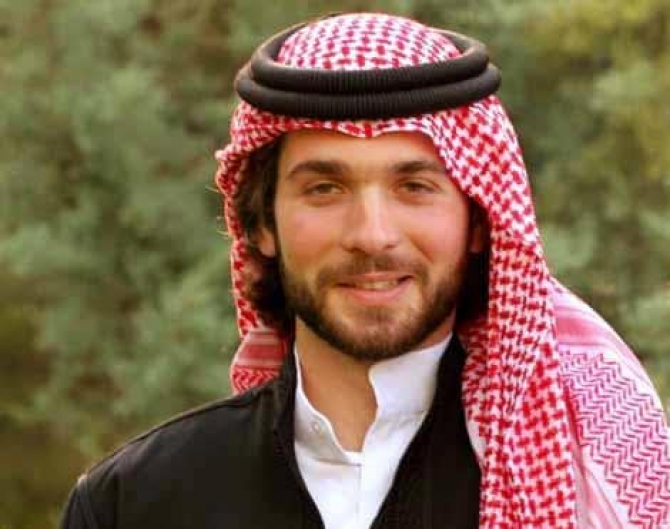 Prințul Hamza bin al Hussein