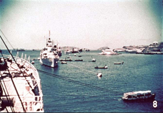 Franța și Anglia au intervenit și ele în conflict, cerând celor două state beligerante să-și retragă trupele la 16 km de Canal, urmând ca franco-englezii să ocupe temporar Canalul și să asigure libera navigație a vaselor.