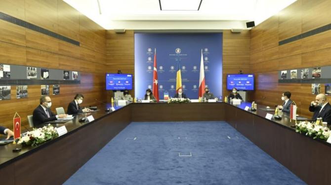 Trilaterala România-Turcia-Polonia