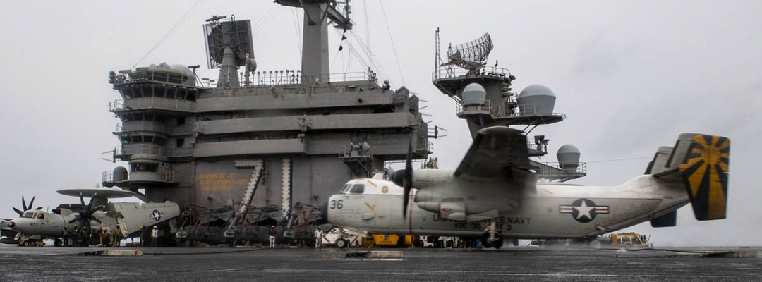 Viața pe USS Theodore Roosevelt