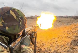"""Obiectivul României trebuie să fie integrarea locală, cât mai mult posibil, a producţiei de echipamente militare, în contextul angajamentelor transatlantice"""",a scris Orban pe Facebook."""