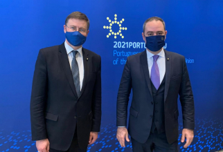 Alexandru Nazare (d), la Ecofin