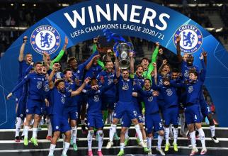 Chelsea a cucerit al doilea său trofeu al Ligii Campionilor la fotbal, sâmbătă seara, după ce a învins-o în finală pe Manchester City cu scorul de 1-0.