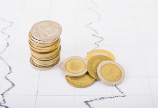 Banca Națională a anunțat un curs de 4,9198 lei/euro