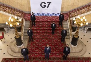 Grupul celor 7 Națiuni urmează să aibă întâlnirea oficială în luna iunie