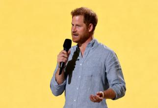 Prinţul Harry despre copilăria la palat: Sentimentele se transmit pe cale genetică