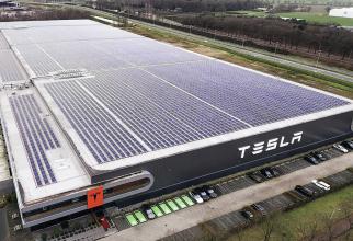 Tesla Giga Factory din Texas va avea furnizorul în pragul ușii