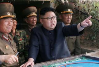 Kim Jong-Un. Liderul nord-coreean a cerut o reacţie rapidă în faţa unei situaţii care evoluează rapid şi o concentrare a eforturilor asupra capacităţii de a ţine sub un control stabil situaţia din peninsula coreeană.
