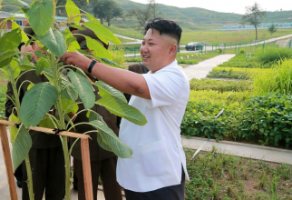 Președintele Kim Jong-un