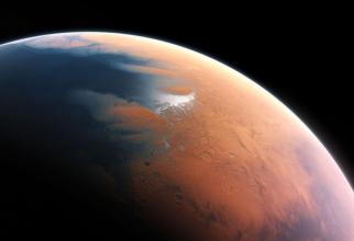 Planeta Marte, noua țintă a omenilor de știință