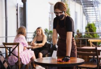 Se pot redeschide restaurantele în București