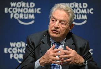 Miliardarul american, George Soros