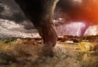 O tornadă a devastat un ÎNTREG ORAȘ din statul Mississippi