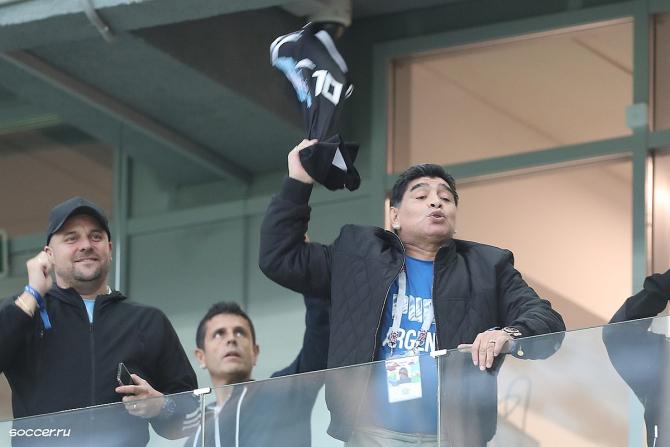 Maradona nu ar fi trebuit să moară