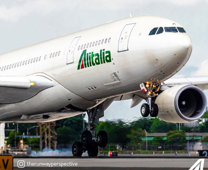 De la începutul pandemiei, Alitalia a înregistrat un declin semnificativ al serviciilor sale, ceea ce a avut ca rezultat pierderi operaţionale.