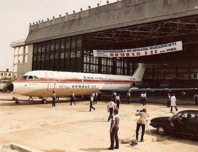 Avionul prezidențial al lui Nicolae Ceaușescu, scos la licitație. Ce preț are BIJUTERIA