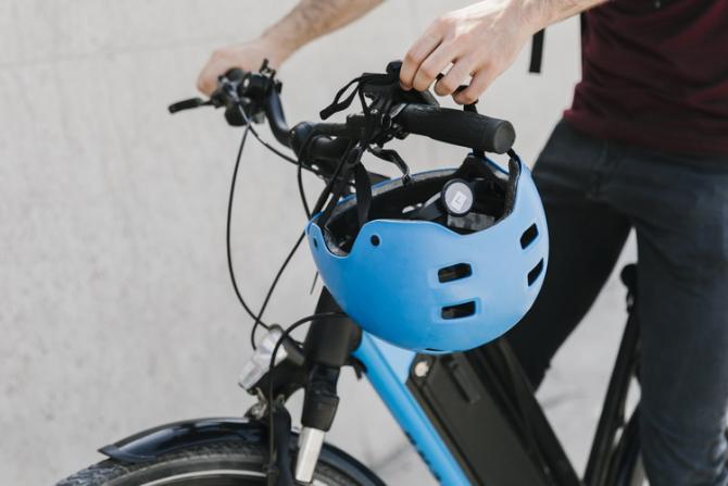 Bicicliștii se supun și ei regulilor în trafic