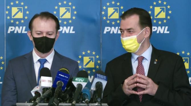 Va fi o competiție de viziuni și proiecte, a declarat Orban.