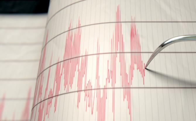 CUTREMUR cu magnitudinea de 5,5. Află UNDE