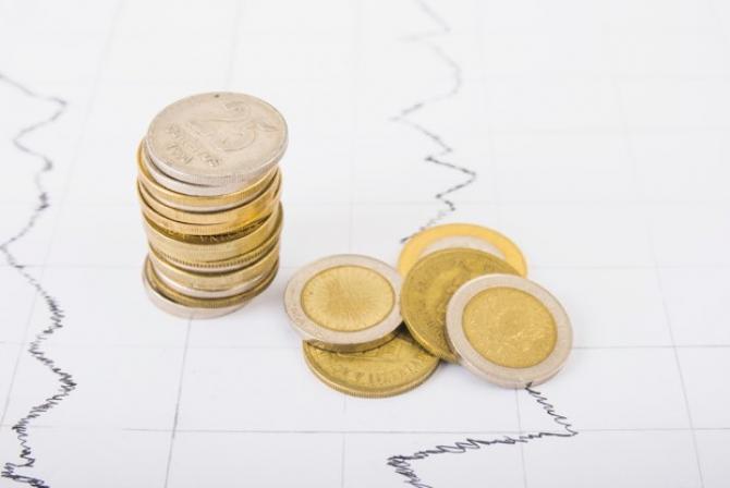 Banca Națională a anunțat, luni, un curs de 4,9256 lei/euro