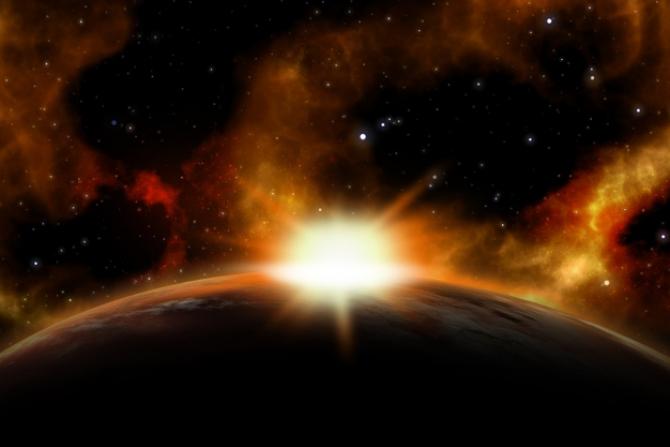 O furtună solară extrem de puternică va afecta astăzi Pământul