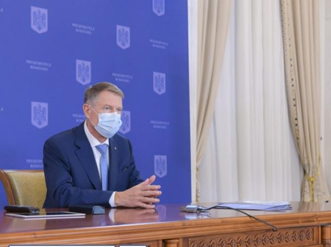 Klaus Iohannis, despre PNRR: Am știut de la început că nu este perfect