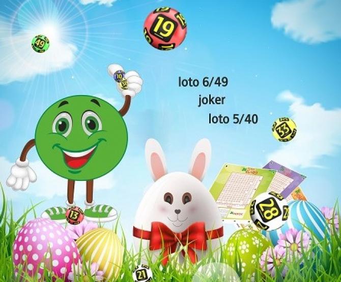 Pentru fiecare din jocurile Loto 6/49, Joker si Loto 5/40 vor avea loc doua trageri: o tragere principala si o tragere suplimentară.