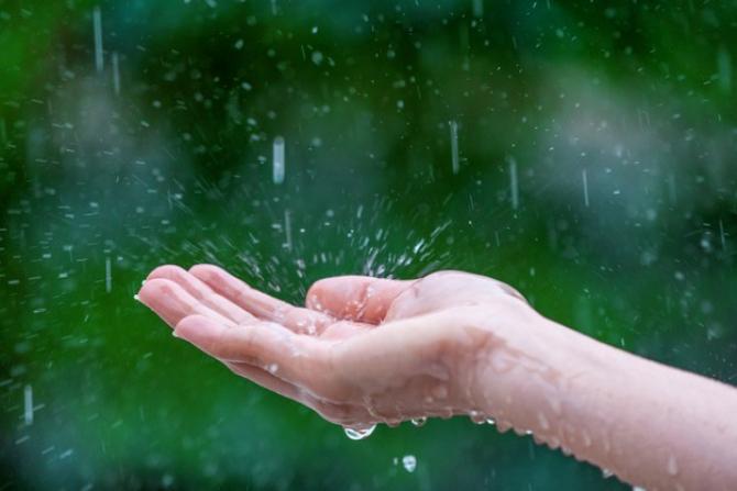 În intervale scurte de timp sau prin acumulare, cantitățile de apă vor depăși 15...20 l/mp și, pe arii restrânse, 25...50 l/mp.