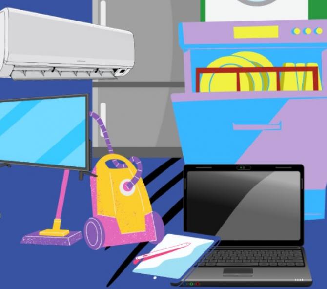 Pentru un calculator sau tabletă se va putea preda la schimb un calculator vechi, compus din unitate centrală și monitor