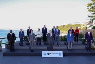 """China acuză G7 de calomnie. Beijingul denunţă """"intenţiile sinistre ale SUA"""""""