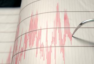 Trei cutremure în România, în noaptea de luni spre marți
