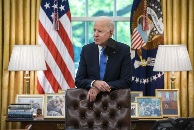 Joe Biden, foarte sincer