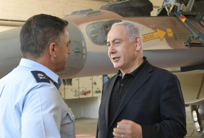 Premierul Netanyahu, pus în pericul de liderul opoziției