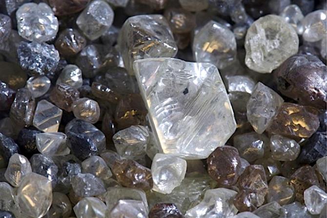 Marii producători de diamante au urcat prețurile
