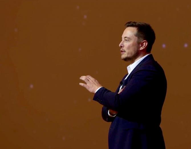 Elon Musk / Foto: Steve Jurvetson