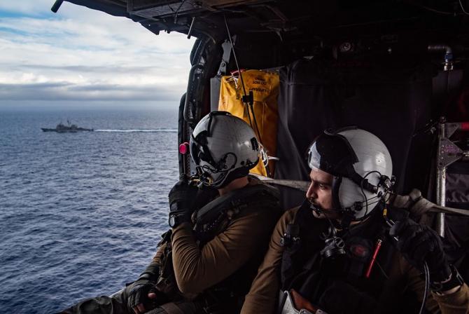 Rusia avertizează NATO în privința exercițiului Sea Breeze 2021