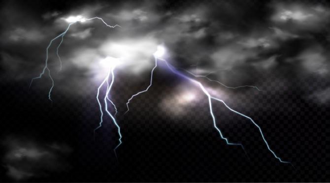 Furtuna s-a abătut asupra Capitalei