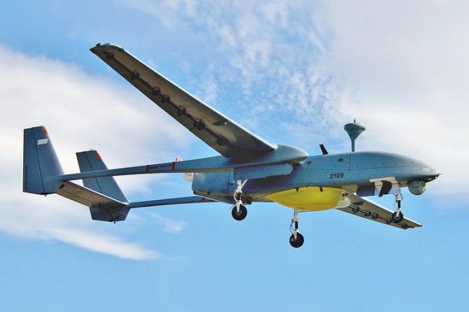Israelul vinde drone în Asia