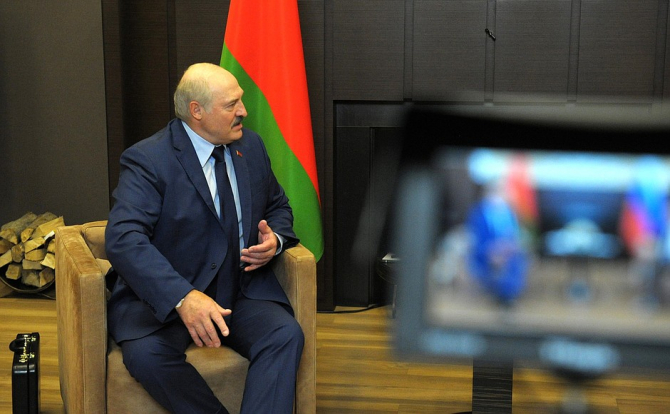 Alexander Lukașenko / Foto: kremlin.ru