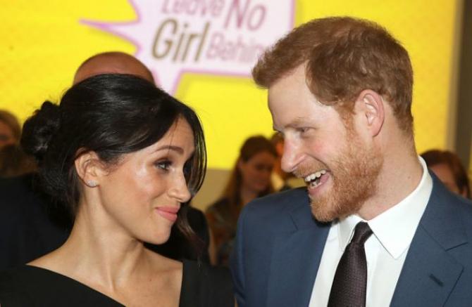 Ce vor face Prințul Harry și Meghan Markle de SĂRBĂTORI