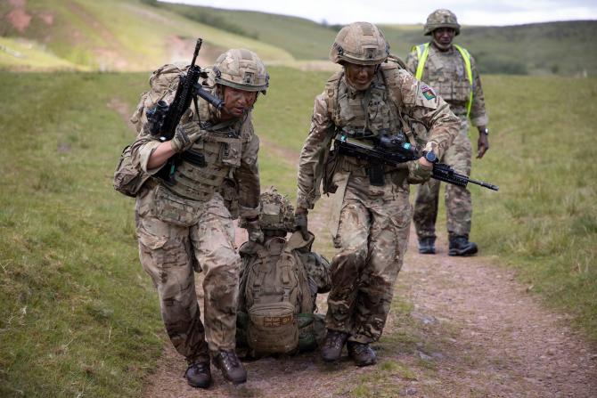 Dispozitivul ar putea salva vieților militarilor grav răniți