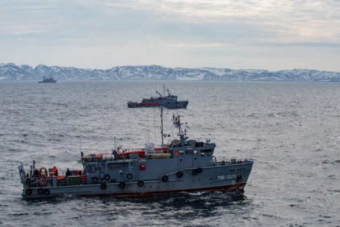 Reţinerea vasului nipon anunţată vineri de către grănicerii ruşi a intervenit la două zile după o coliziune între o navă de pescuit japoneză şi un cargo rusesc în largul insulei Hokkaido