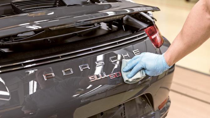 Porsche vine în România / Foto: newsroom.porsche.com