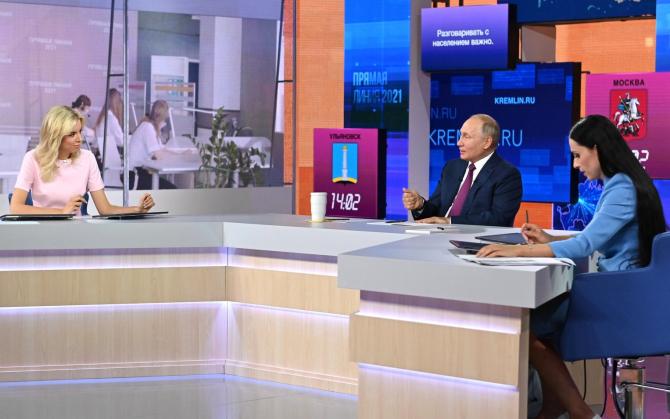 Putin a spus și cu cine s-a consultat