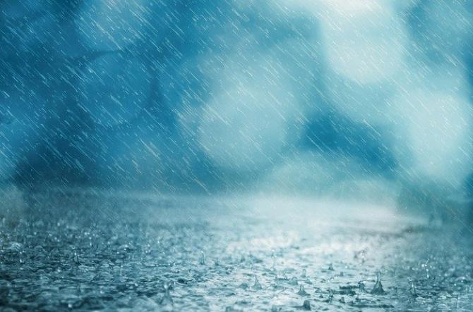 Va ploua cu găleata